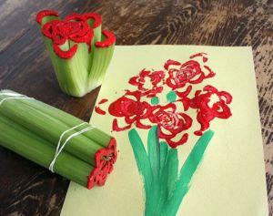 Celery-flowers